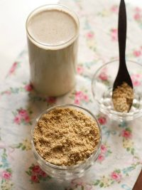 milk masala powder recipe | masala doodh powder recipe