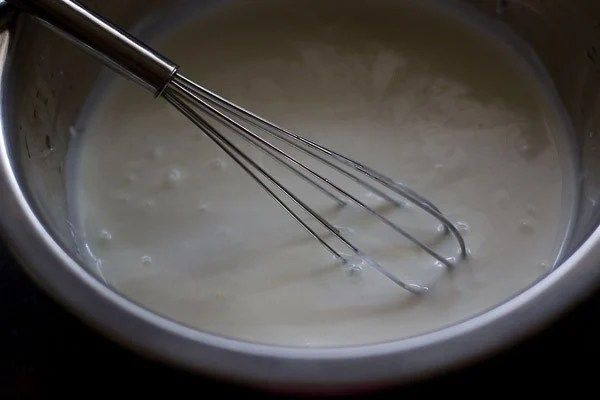 whisked yogurt for paneer tikka recipe