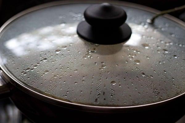 cooking vangi bhat