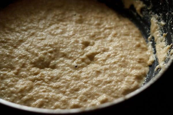 making mawa recipe, khoya recipe