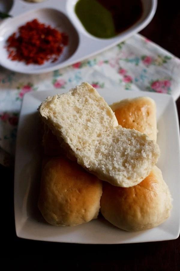 Bombay pav recipe