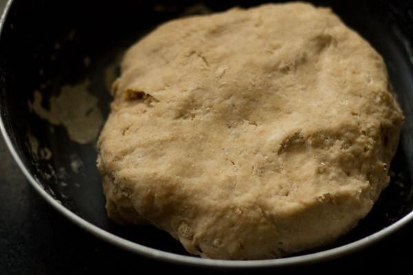 dough for bread bhatura recipe