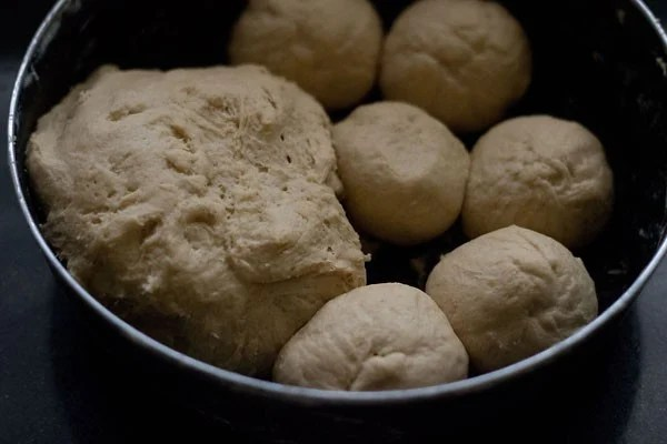 butter naan dough