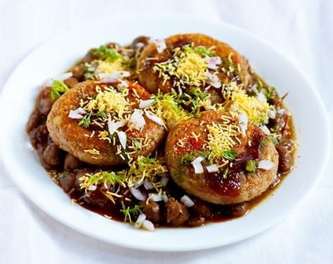 aloo tikki chole recipe