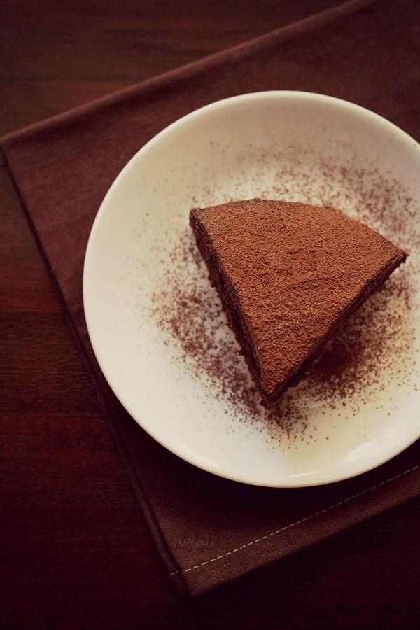 eggless chocolate cake basic recipe