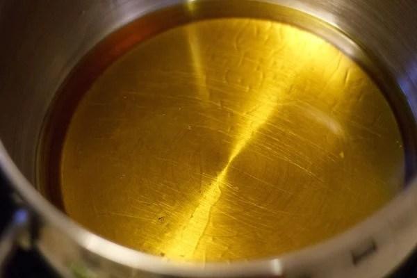 oil - gobi shalgam gajar achaar recipe