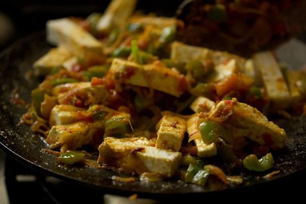 mix paneer khurchan masala