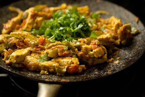 making paneer khurchan recipe
