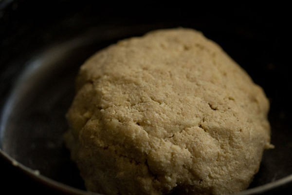 eggless cheese biscuit dough