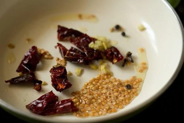 spices for tomato chutney recipe