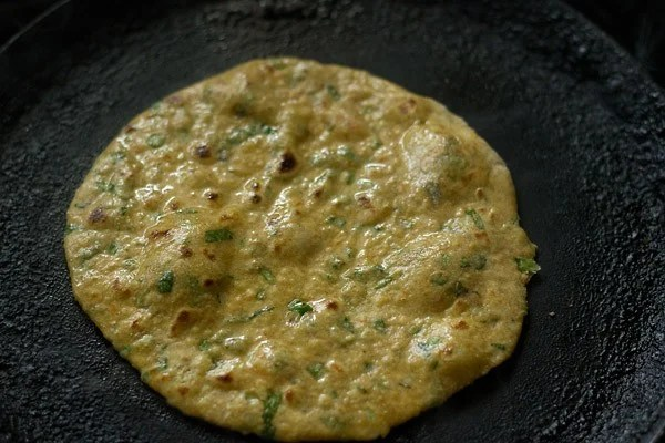 ghee to prepare mix veg paratha recipe