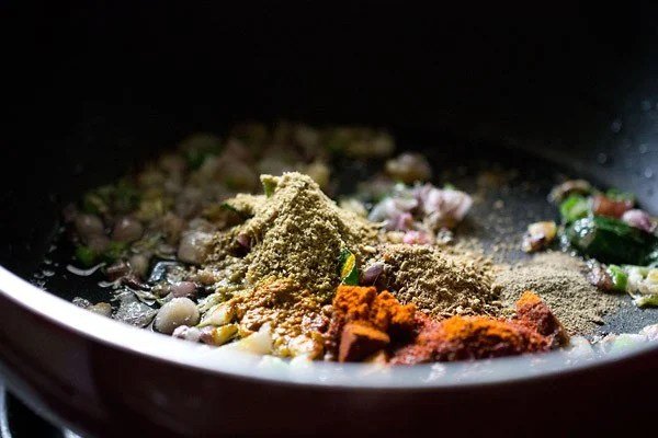 spices for kadala curry recipe