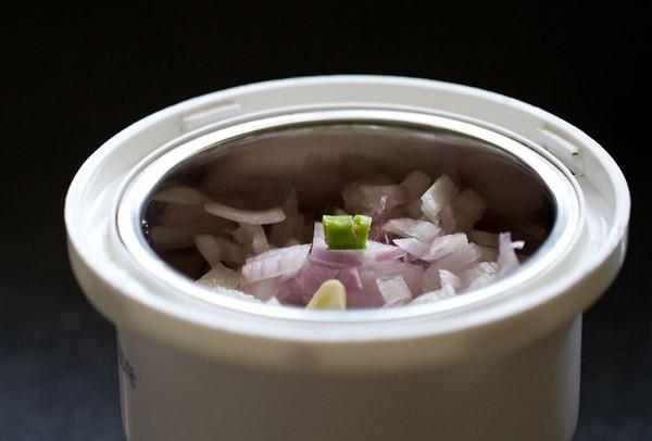 making masala for kaju khoya