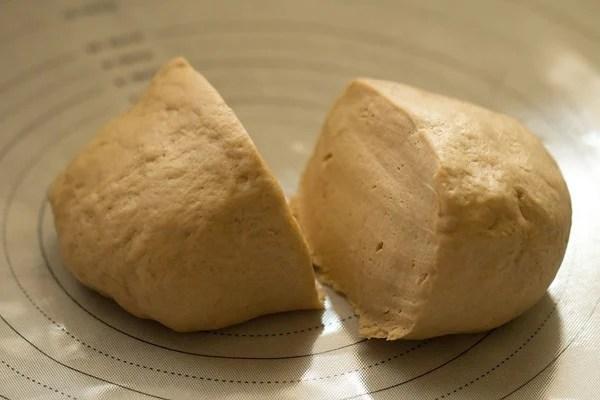 whole wheat veg pizza dough