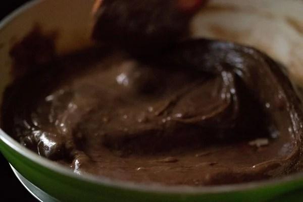 stir chocolate fudge recipe