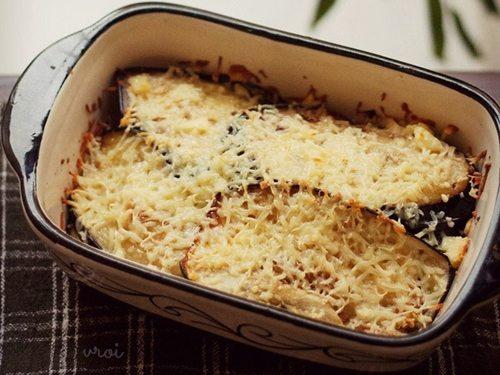 eggplant parmigiana recipe