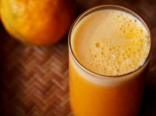 How To Make Orange Juice In Mixer Or Blender Juice Recipes