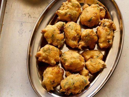 methi pakora recipe