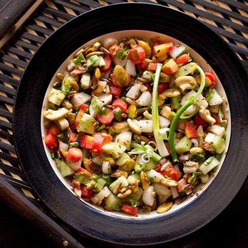 vegetable salad recipe