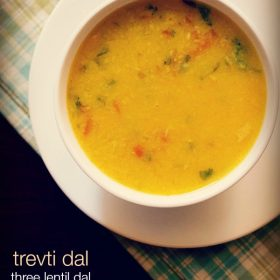trevti dal recipe