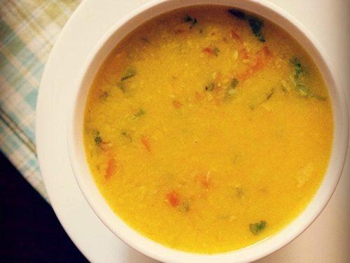 Gujarati trevti dal recipe
