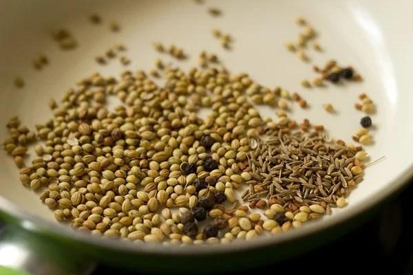 spices for veg kuzhambu recipe