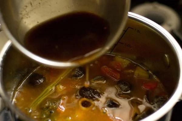 tamarind for veg kuzhambu recipe