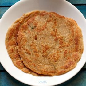 rajgira paratha recipe, rajgira roti recipe for fasting