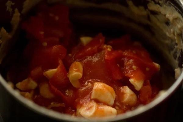 paste for paneer pasanda recipe