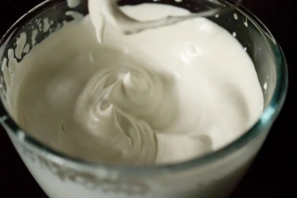 whipped cream for trifle recipe