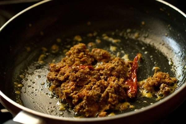 making achari paneer masala recipe