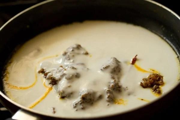 curd for achari paneer recipe