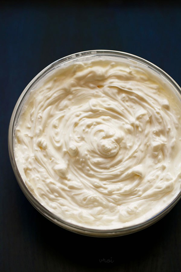 how to make hung curd