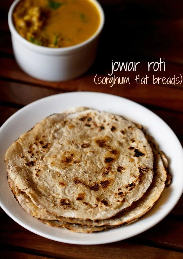 jowar roti recipe, jowar bhakri