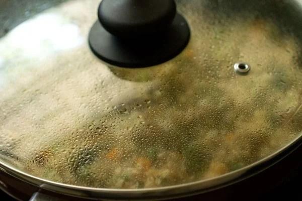 making oats upma recipe