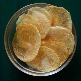 potato chips recipe, potato wafers recipe