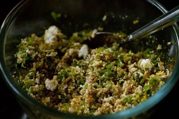 mixture for undhiyu recipe