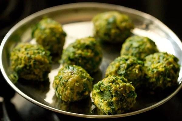 muthia for undhiyu recipe