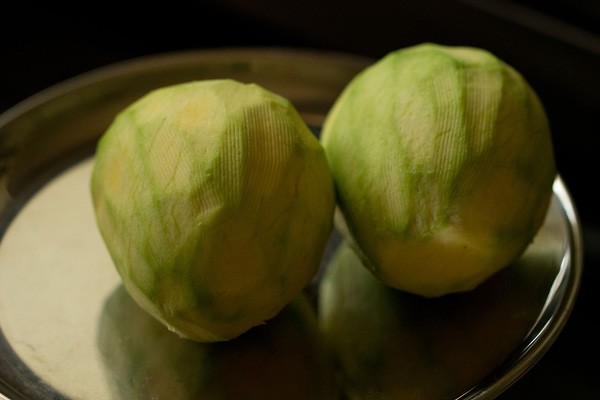 mangoes for aam ka murabba recipe