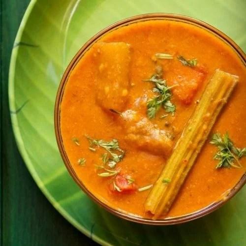 arachuvitta sambar recipe