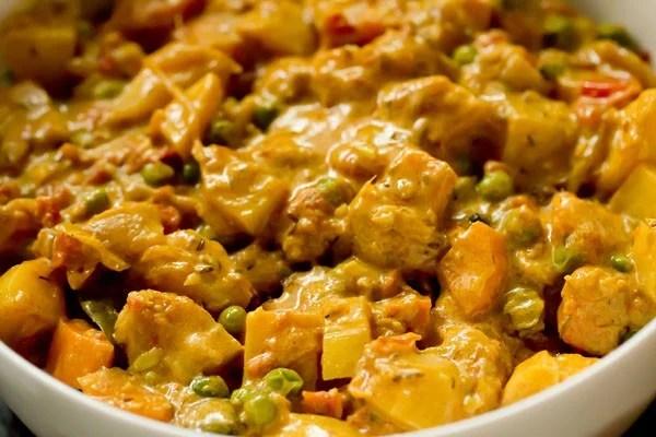 vegetable gravy for Mumbai biryani recipe