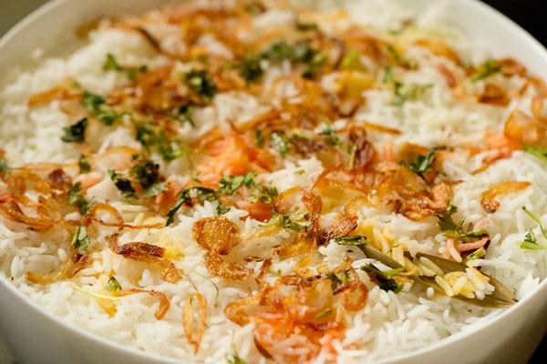 Mumbai biryani recipe, Bombay biryani recipe