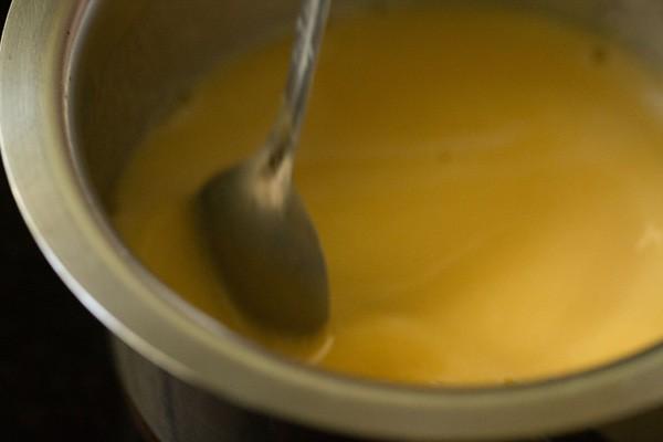 stir ganga jamuna juice