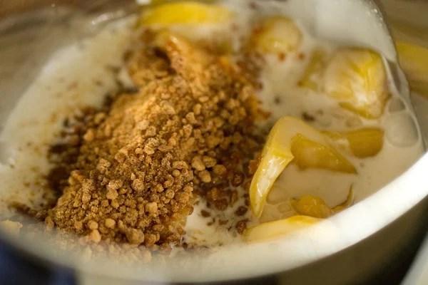 jaggery for jackfruit shake recipe
