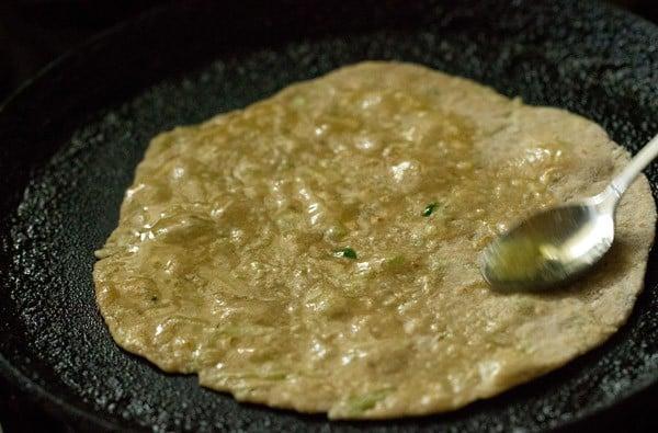 ghee for lauki paratha recipe