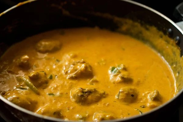 stir mushroom tikka masala recipe
