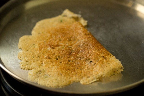 cooked - oats dosa recipe