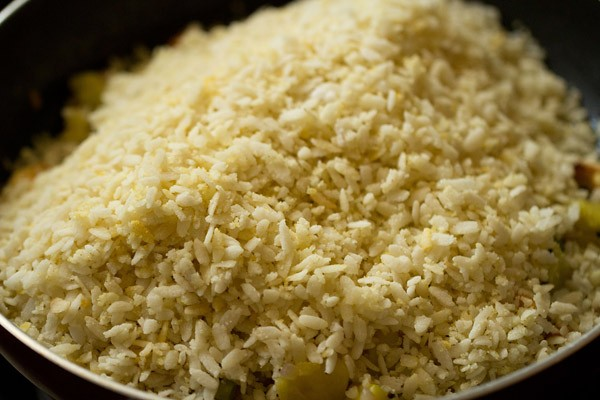 poha for aval upma recipe