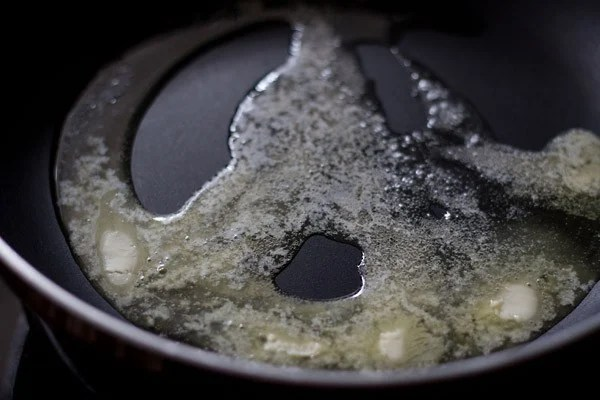 butter for spinach mushroom lasagna recipe