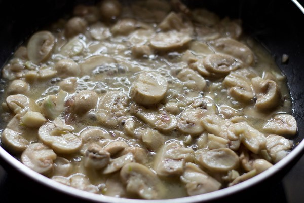 mushrooms for spinach mushroom lasagna recipe